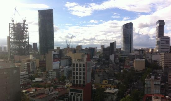 Vista desde Salammanca 52, DF México