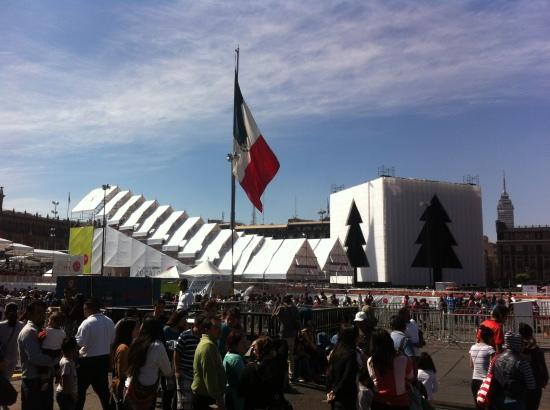 Zócalo, DF México