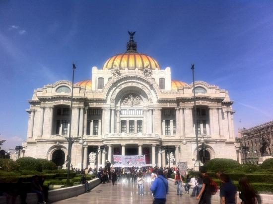 Bellas Artes, DF México
