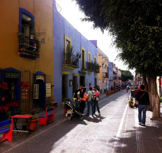 Callejón de los sapos, Puebla