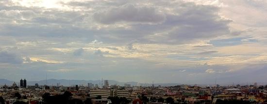 Vista desde los Fuertes, Puebla