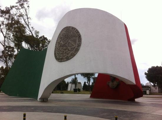 Los Fuertes, Puebla