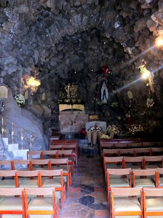 Iglesia-cueva, Puebla