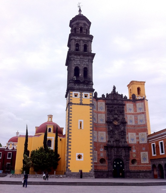 Iglesia de Puebla