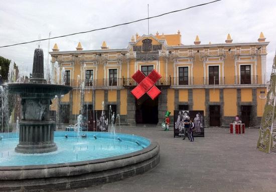 Teatro Principal, Puebla