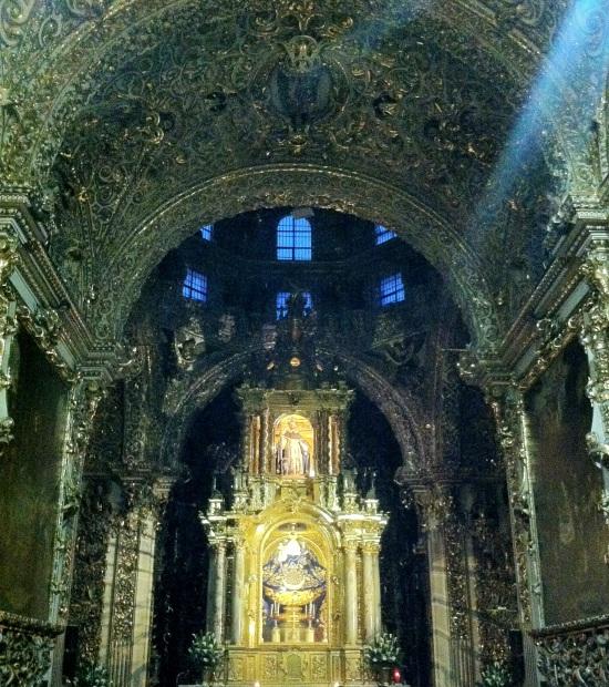 Iglesia de Santo Domingo, Puebla