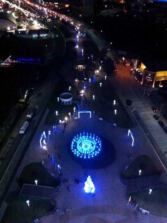 Parque Lineal, Puebla