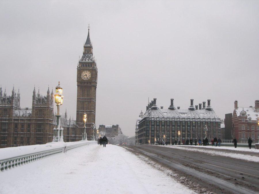 Londres nevado! (pero en algún otro momento)