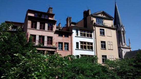 Arquitectura típica de Lyon