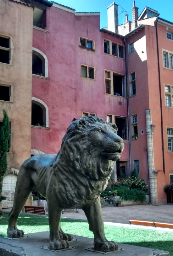 León en Lyon