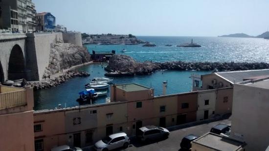 Bahía de Marsella
