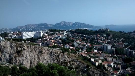 Vista de Marsella