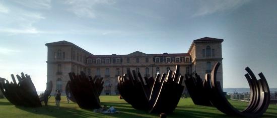 Palacio del congreso del Faro en Marsella