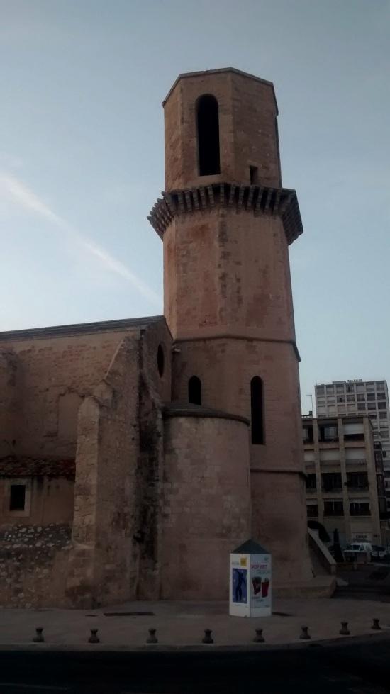 Fuerte St. Jean en Marsella