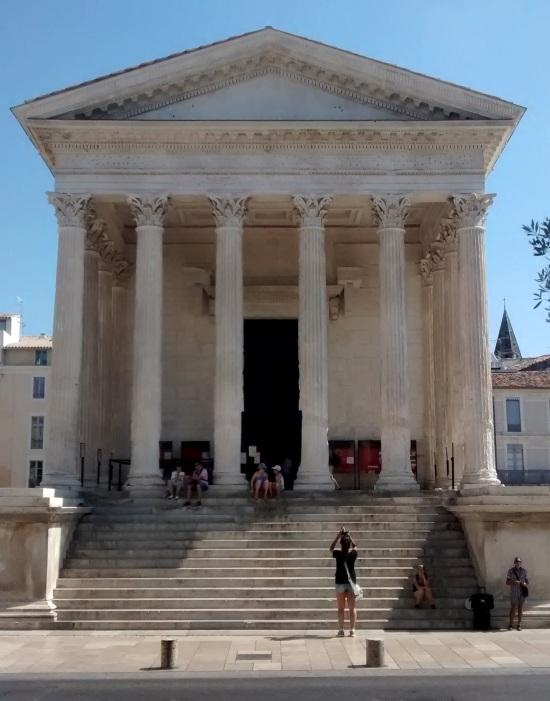 Maison Carrée, Nimes