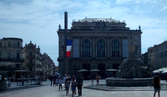 La Ópera en Montpellier