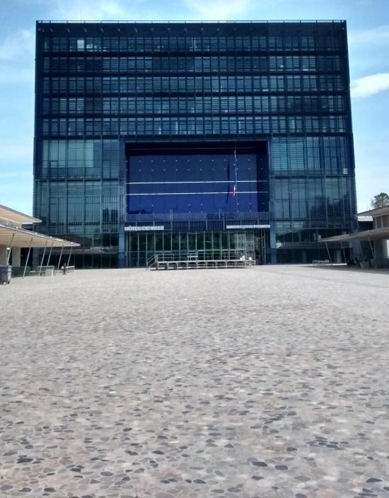 Hôtel de Ville Montpellier