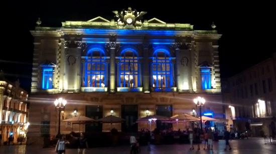 La Ópera de Montpellier