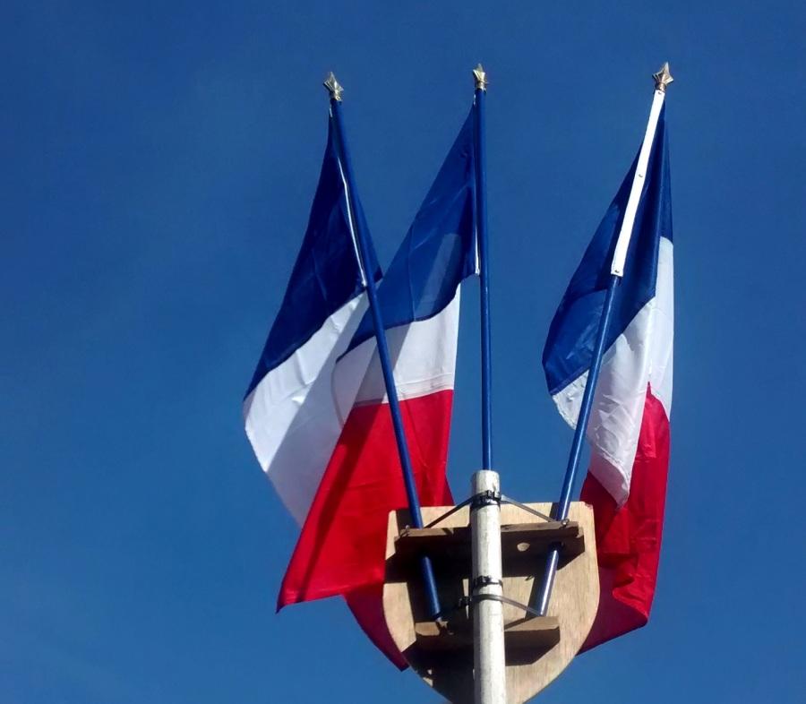Festejo de la Revolución Francesa de Montpellier