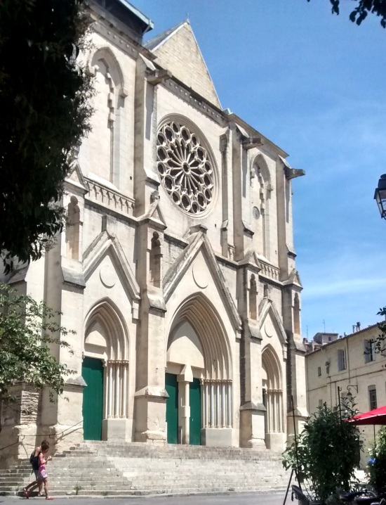 Iglesia de Montpellier