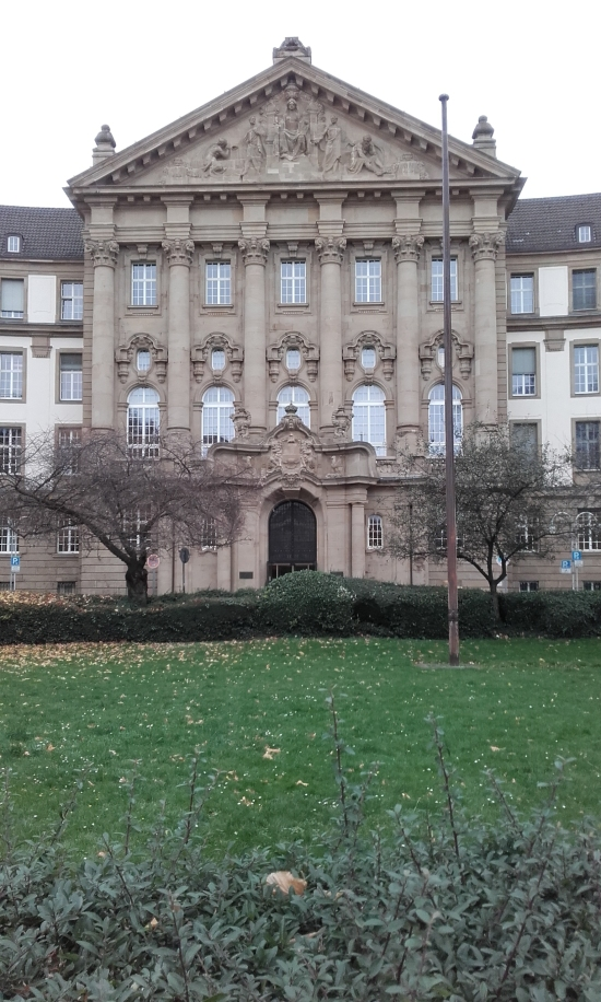 Reichenspergerplatz, Colonia