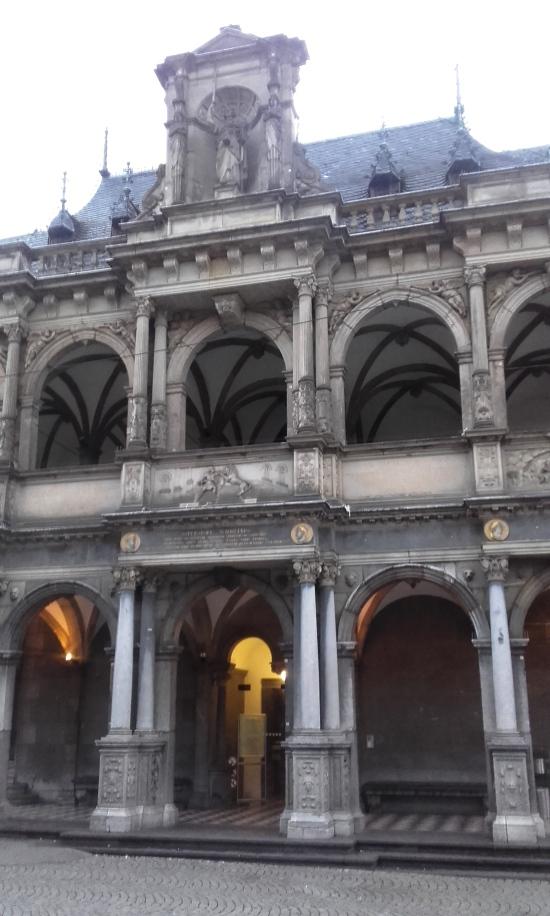 Ayuntamiento de Colonia (Rathaus)