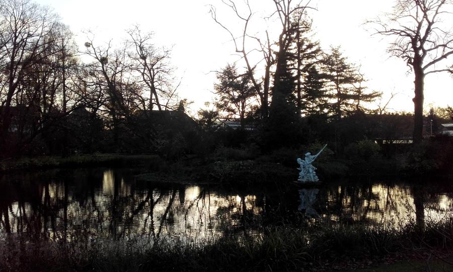 Jardín Botánico de Colonia