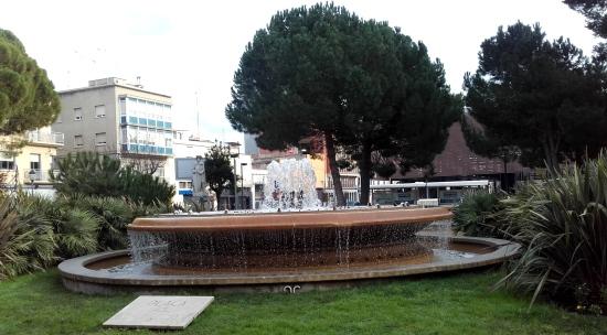 Plaza en Figueres