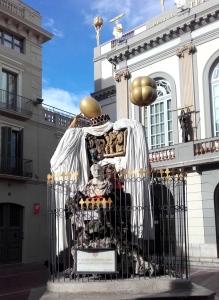 Monumento a Pujol en Figueres