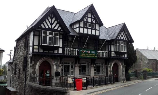 Blaenau Ffestiniog, Wales