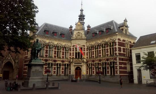 Edificio de la Universidad de Utrecht