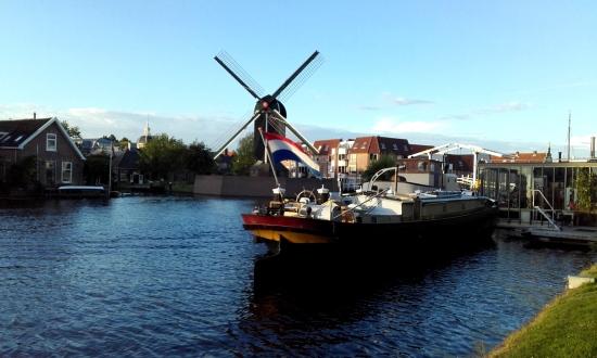 Canales de Leiden